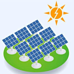 Energia Fotovoltaica 300x300 - Energia Elétrica